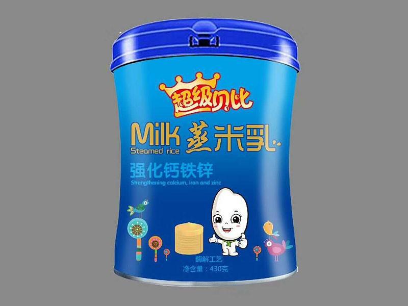 强化钙铁锌蒸米乳