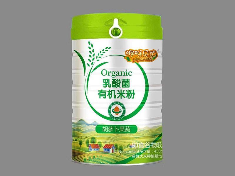 胡萝卜果蔬乳酸菌有机米粉