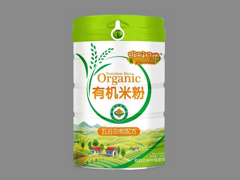 五谷杂粮配方乳酸菌有机米粉