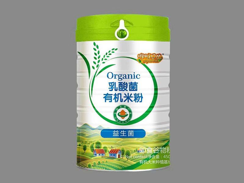 益生菌乳酸菌有机米粉