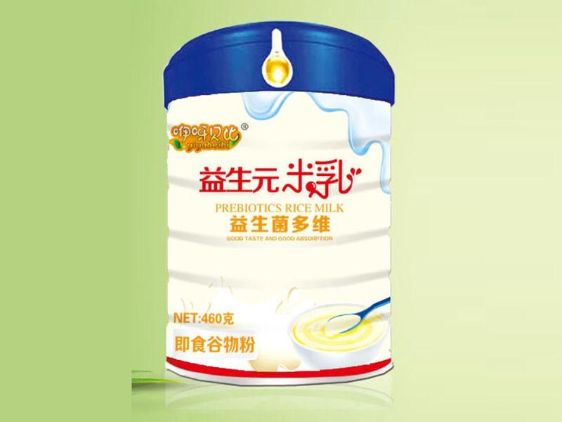益生菌多维益生元米乳