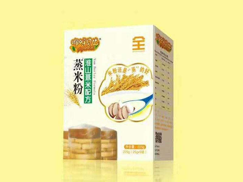 淮山薏米配方蒸米粉
