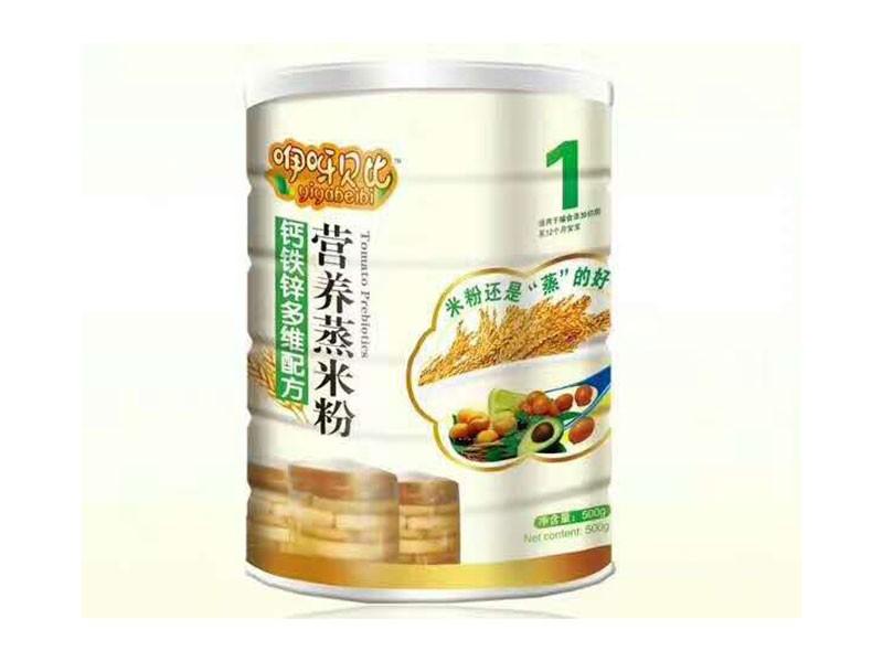 钙铁锌多维配方营养蒸米粉
