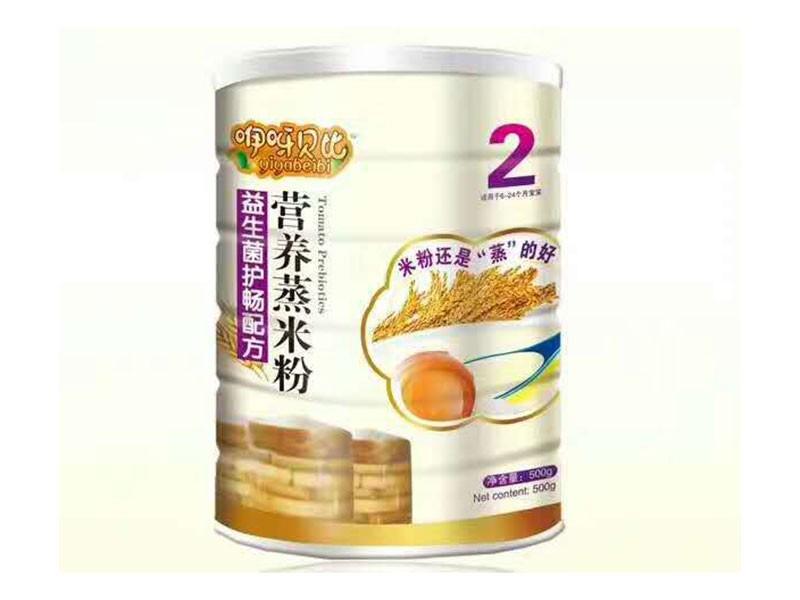 益生菌护畅配方营养蒸米粉