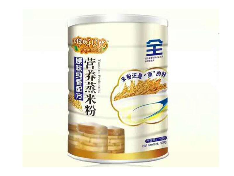 原味纯香配方营养蒸米粉
